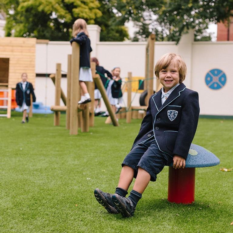 SingleMushroomSeat SchoolPlaygroundSeating