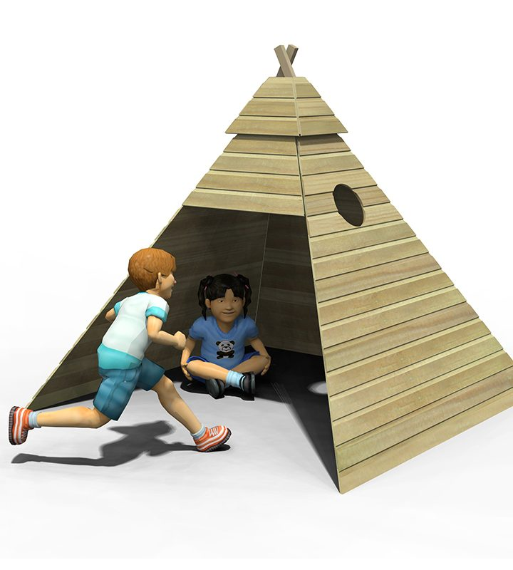Playground Teepee