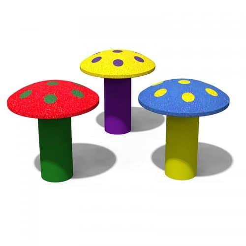 Single Mushroom Seat