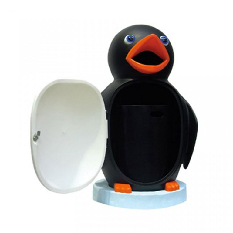 Penguin Playground Bin