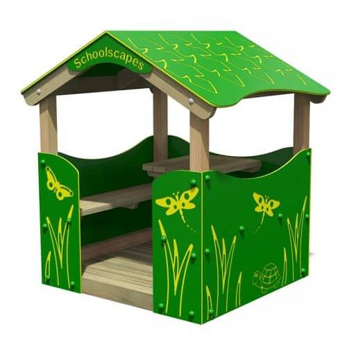 Rain Forest Cabin