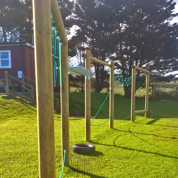 Linked Skyline Activity Trail -Trim Trails for Schools