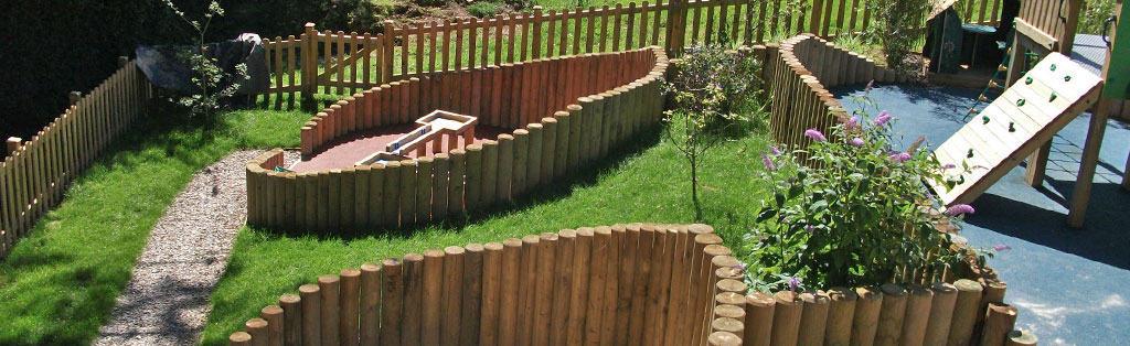 Lostwithiel School - Terraced Pods