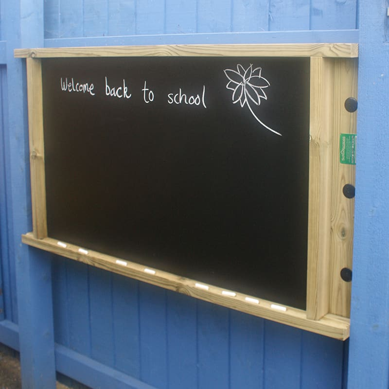 GiantChalkboard WallMounted