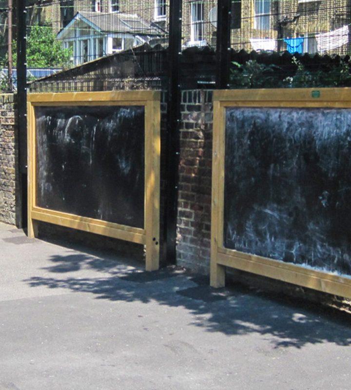 Jumbo Chalk Wall
