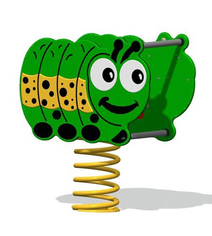 'Cecil' The Caterpillar Springer.