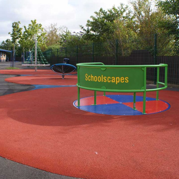 Schoolscapes Inclusive Roundabout