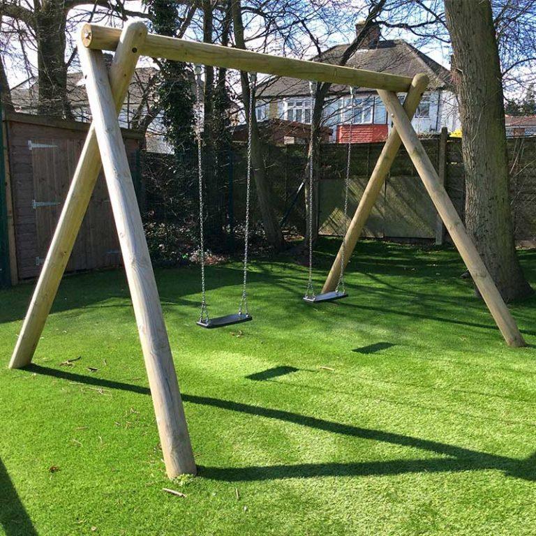 swing frame