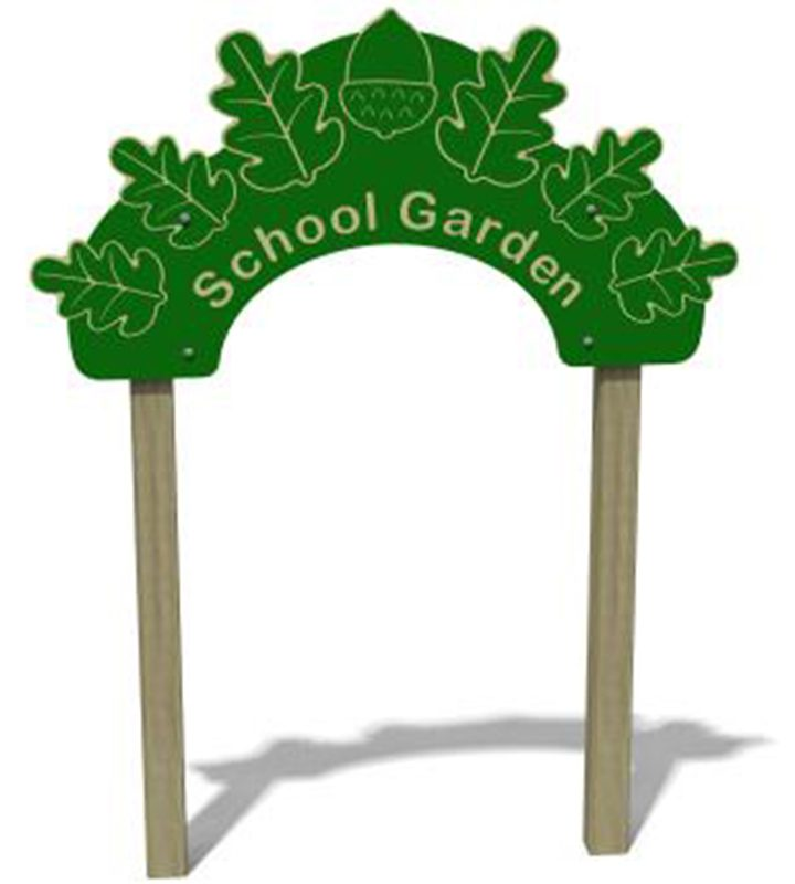 Play Arch Garden Arch