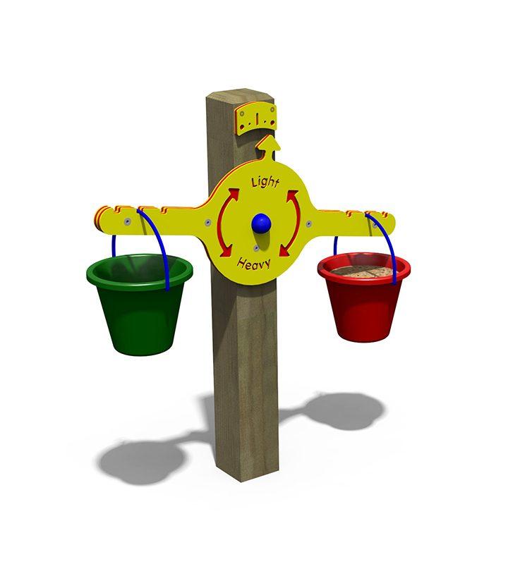 Bucket Scales
