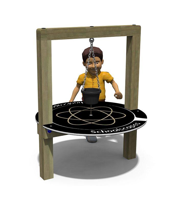 Sand Pendulum