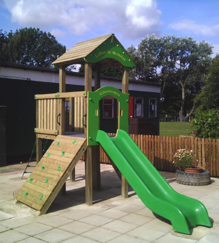 BeaconTwinDeckTower SchoolPlaygroundTower