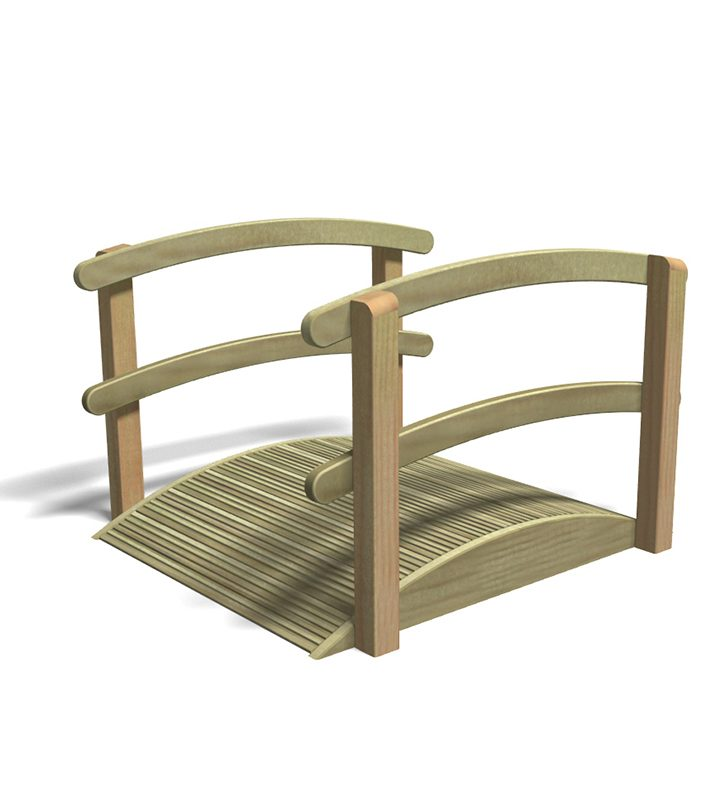 Timber Baby Bridge