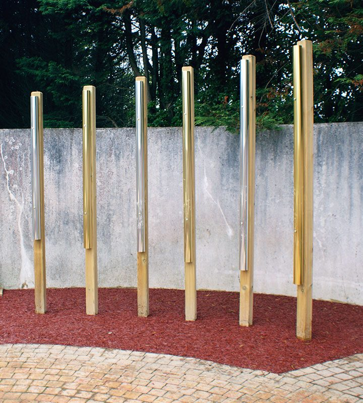 Giant Musical Chimes