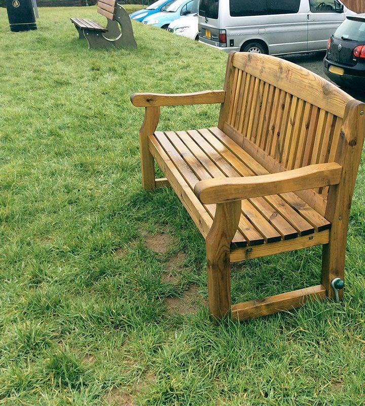 Polmorla Bench