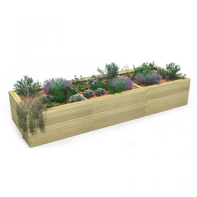 Easy Garden Planter