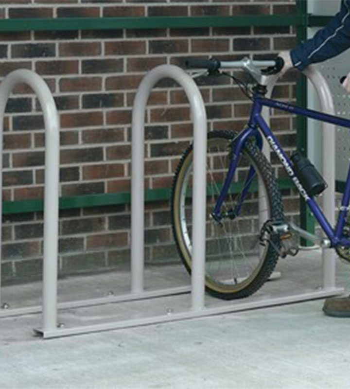 Cycle Hoop Rack