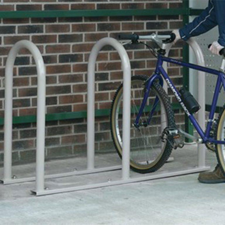 Cycle Hoop Rack
