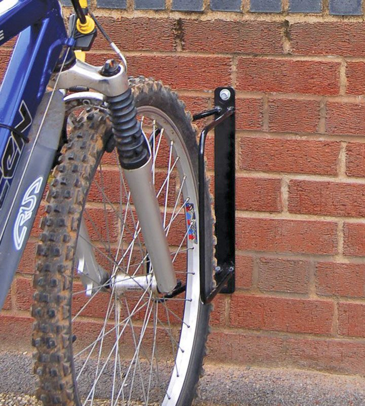 Schools Bike Wall Rack