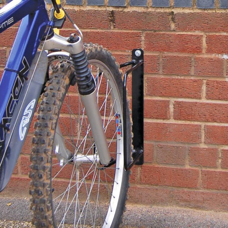 Schools Bike Wall Rack
