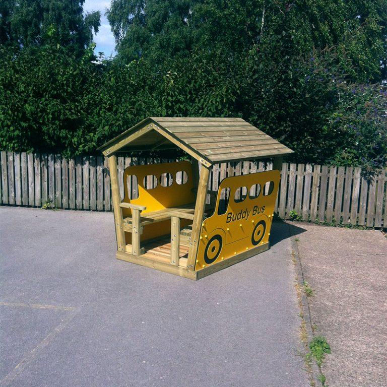 Buddy Bus Hut