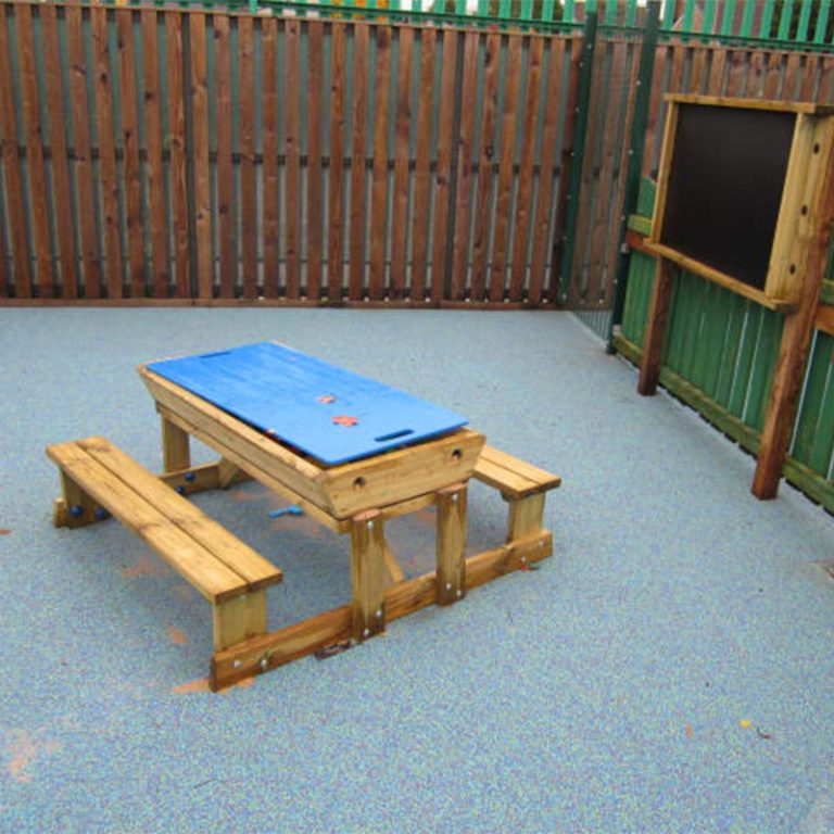 Sit and Play Sandpit Table