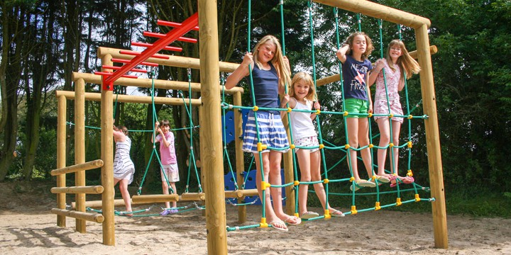 Gunvenna Holiday Park Play Area for All Abilities