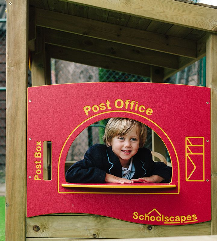 Playtime Shop With Post Office