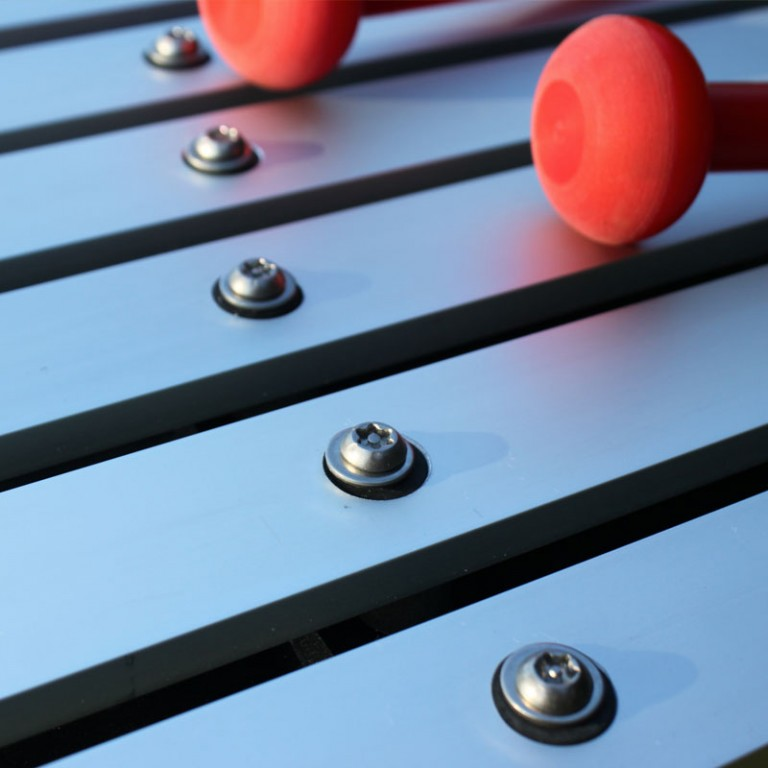 Cadenza Outdoor Xylophone School Play Equipment