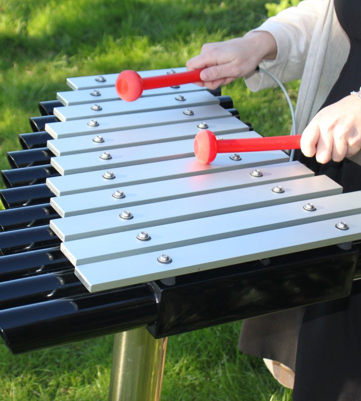 Cadenza Outdoor Xylophone Play Equipment