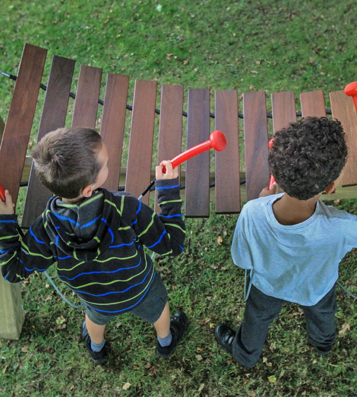 Akadinda Musical Play Equipment