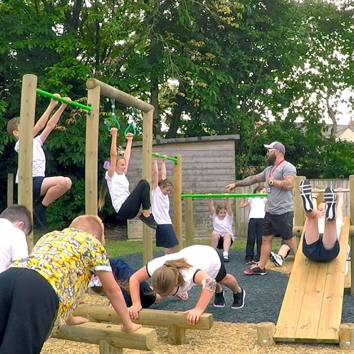 Outdoor Multi-Gym 1