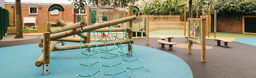 Funding Outdoor Fun - Playground Project