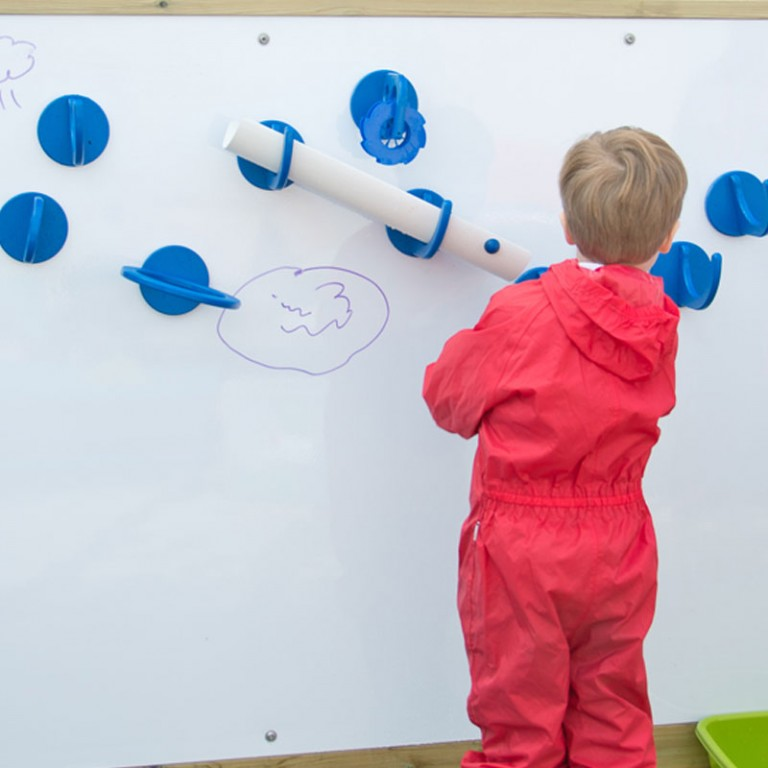 Water Play Wall