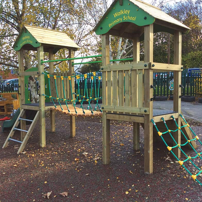 Walkley Personalised Play Tower
