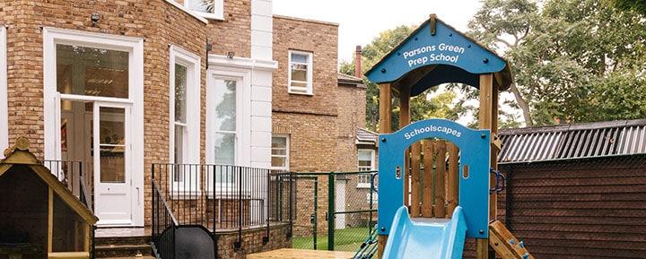 Playground Design Testimonial