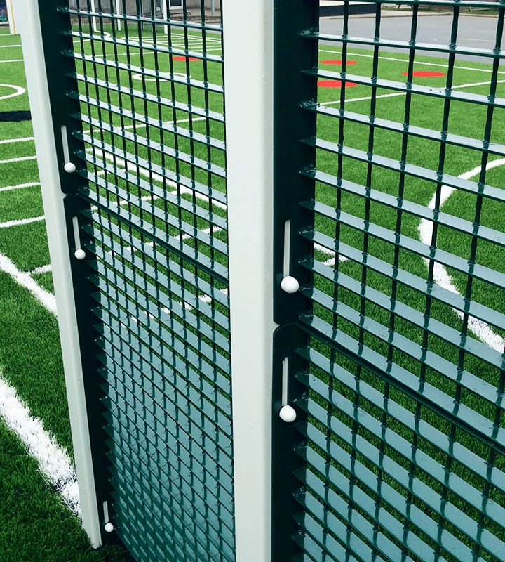 Heavy Duty Sports Fencing