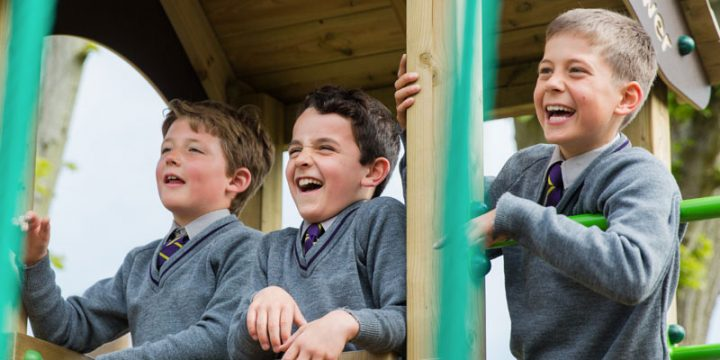 Aldwickbury School Playground Tower