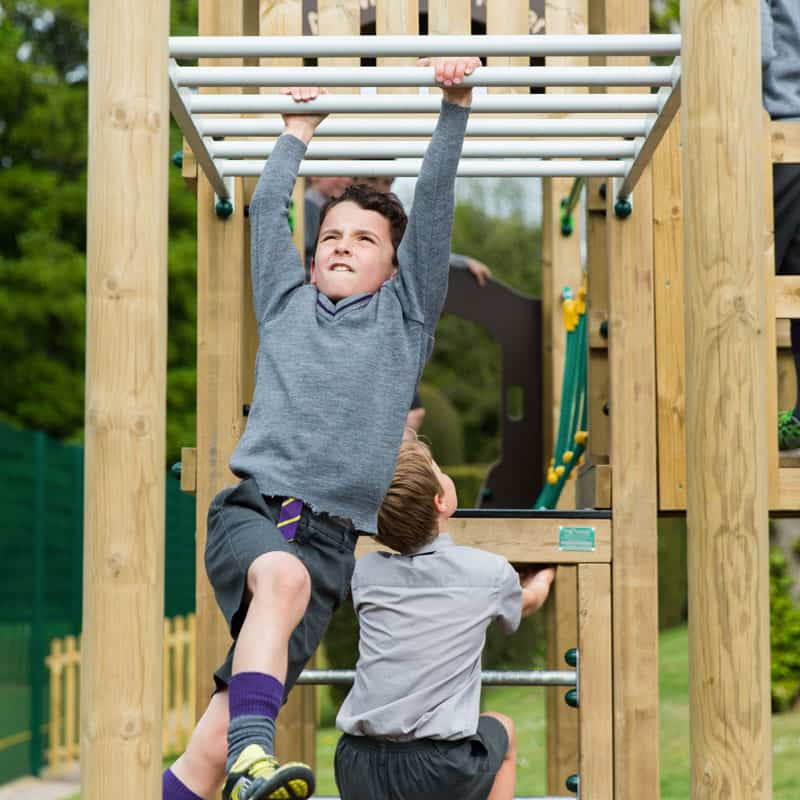 Aldwickbury School Active Play Tower