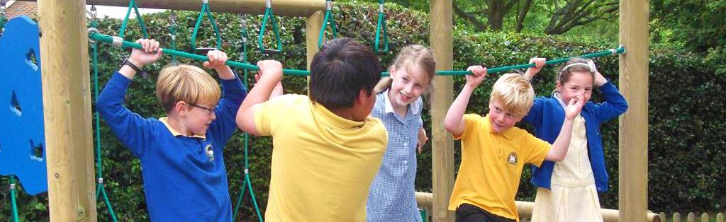 Stoke Row Primary School Playground Transformation