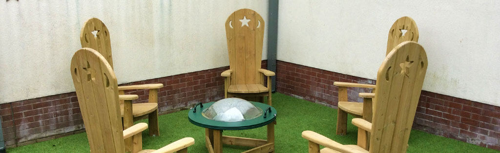 Delius Primary School Musical Play Space