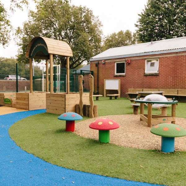 Gayhurst Playground Project
