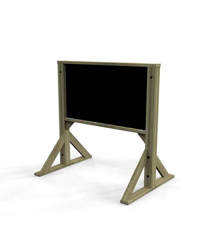 Freestanding Chalkboard