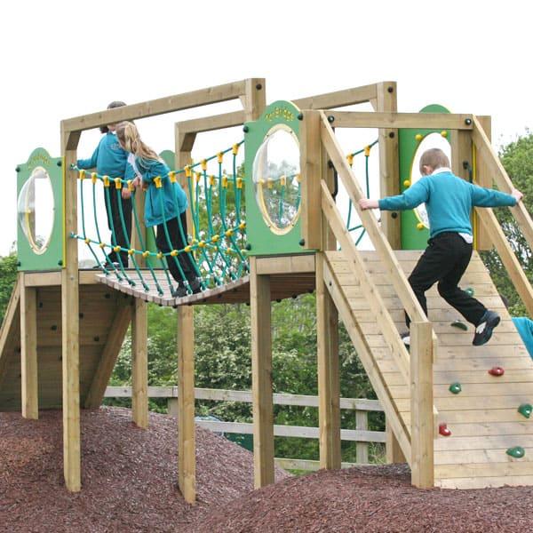 Tor Bridge Playground Project