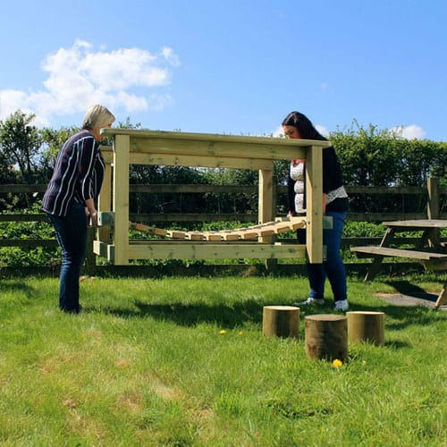 Early Years Movable Clatter Bridge