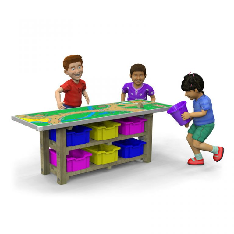Small-World-Table KS1