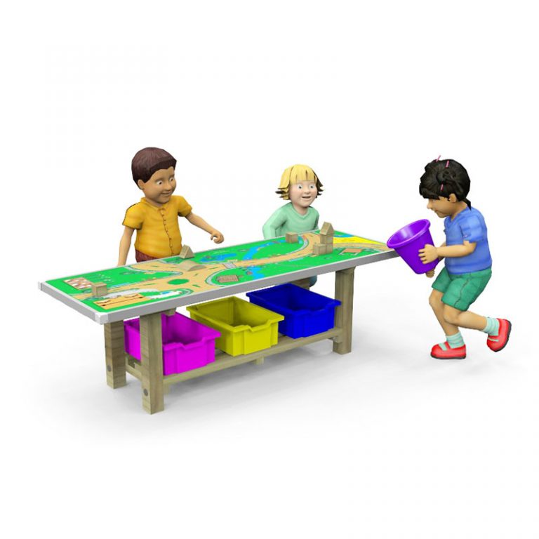 Small-World-Table EYFS