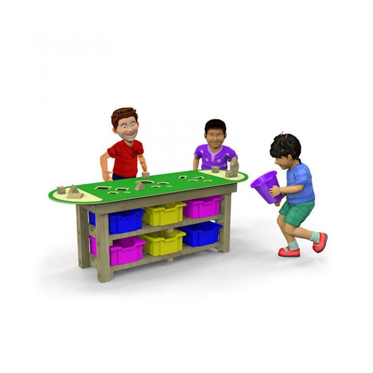 Sorting Table KS1 Green