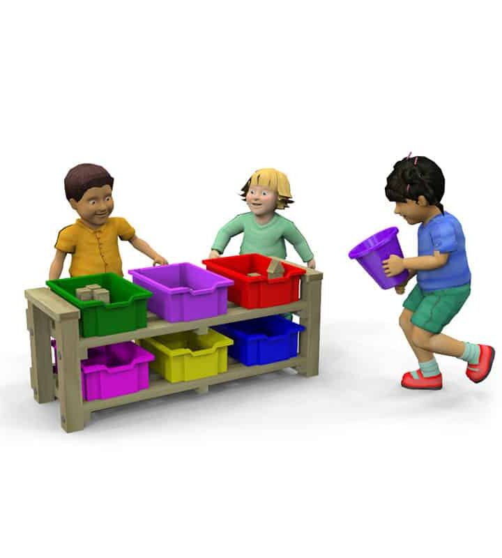 Sorting Trays