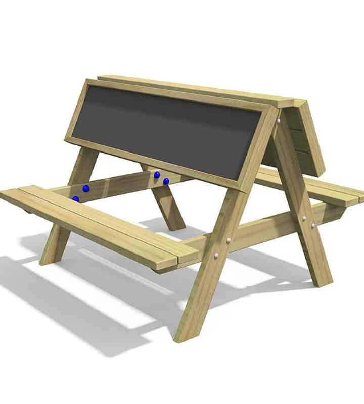 Easel Bench